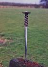 Armour-piercing dagger