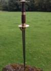 Armour-piercing dagger 16. century