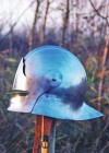 Sallet Helmet with Visor
