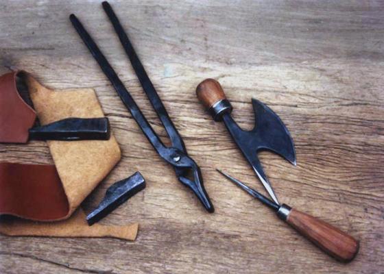 Schusterwerkzeuge