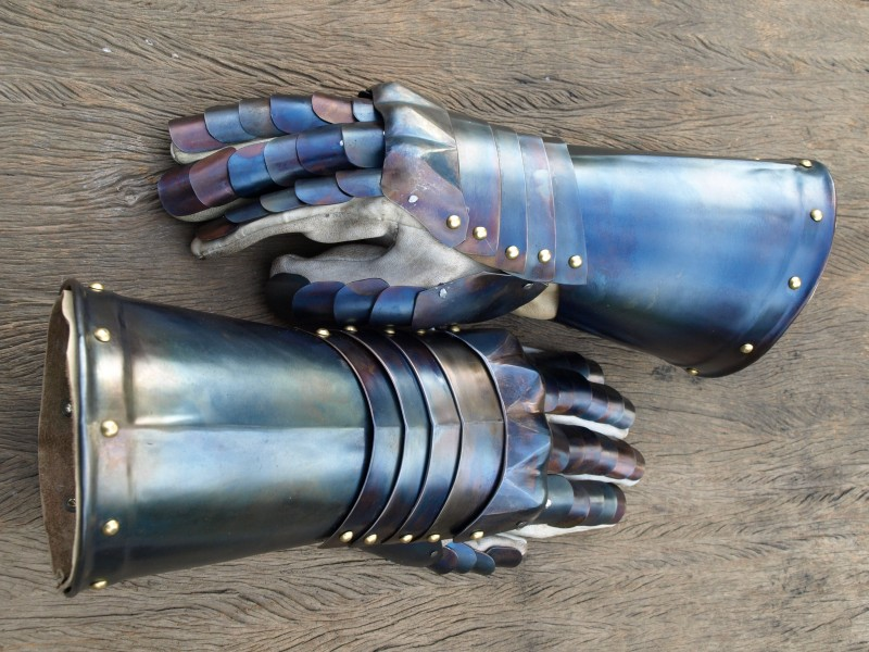 Maurits-handschoenen